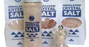 Хималайска кристална сол – полезната алтернатива