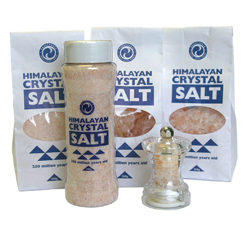 Photo of Хималайска кристална сол – полезната алтернатива