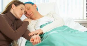 Бракът помага при борбата с рака