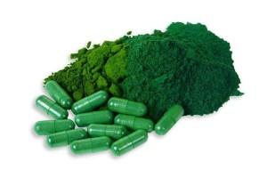 Диви синьозелени водорасли АФА