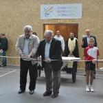 Откриха официално спортна зала по бадминтон в Русе