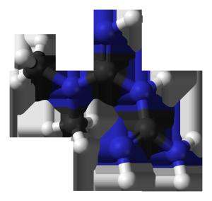 Metformin-from-xtal-3D-balls