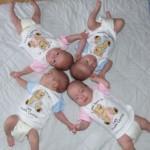 Русенка роди четиризнаци