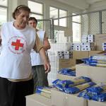 От днес БЧК раздава храни на 8701 човека от Русенска област