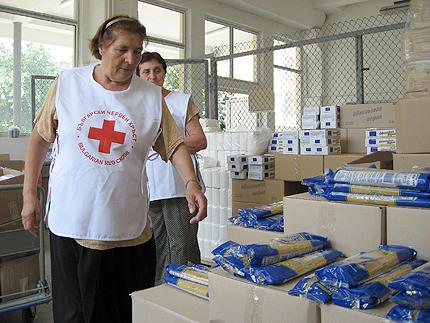 Photo of От днес БЧК раздава храни на 8701 човека от Русенска област