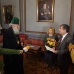 Патриарх Неофит празнува 68-и рожден ден