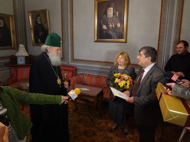 Photo of Патриарх Неофит празнува 68-и рожден ден