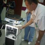 Камера за ранна диагностика на ретината получи АГ комплексът