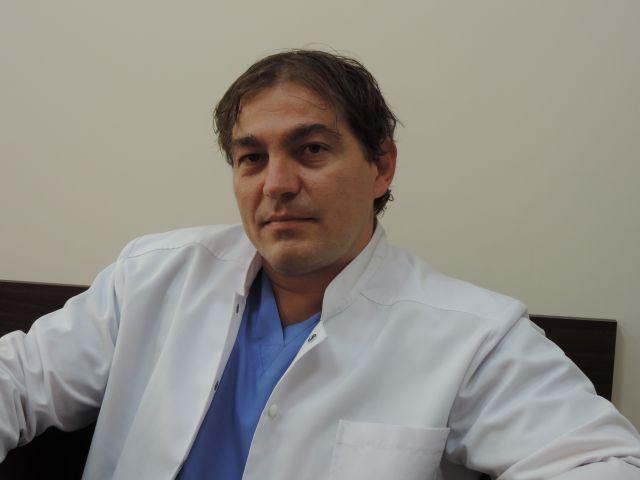 доц. д-р Теодор Атанасов