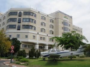"""Днес болница """"Бейлинсон"""" разполага с 1300 легла и 37 операционни зали."""