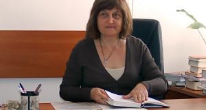 Д-р Вилма Михайлова за пръв път в Русе