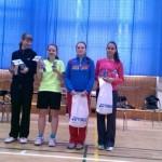 Русенката Мария Мицова стана първа на силен турнир в Чехия