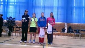 Русенката и останалите победителки си тръгнаха с награди от организаторите