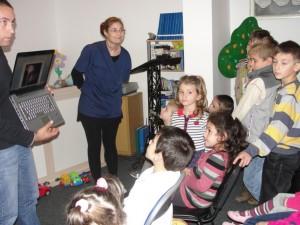 Децата живо се интересуваха от темата