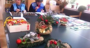 Работилницата на Дядо Коледа се пренесе в Психото