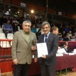 Зам.-кмет с награда за принос за развитието на бокса в Русе