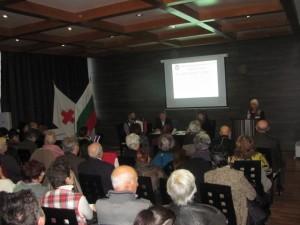 Данните за приюта бяха изнесени на отчетно събрание на ОбС на БЧК