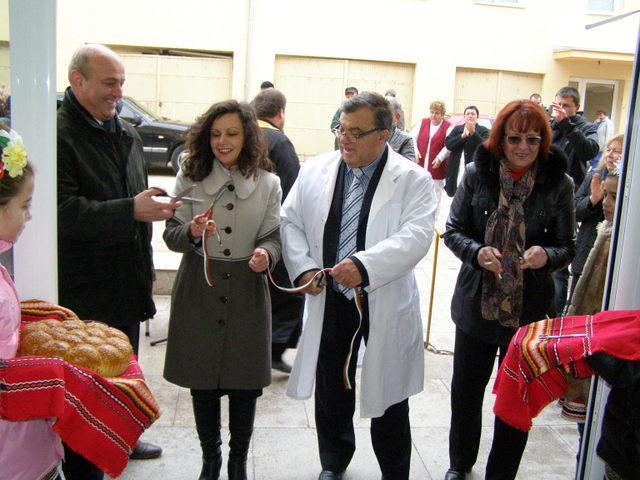 Photo of Откриха обновената болница в Бяла