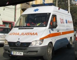 Румънска спешна помощ