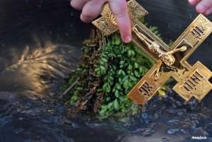 На Богоявление се прави водосвет за здраве