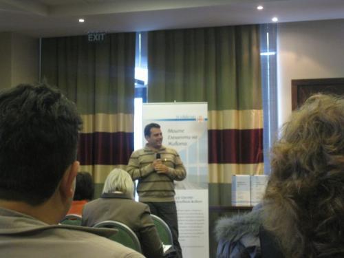 Photo of Ученик на Георгиус Витулкас с лекция за хомеопатията в Русе