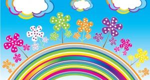 Ярките цветове творят позитивна енергия