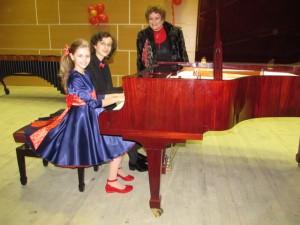 Това е поредно високо отличие за двамата русенски пианисти