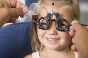 Често срещани очни болести при децата.