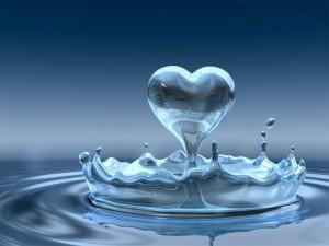 Жива вода действа пречистващо на организма