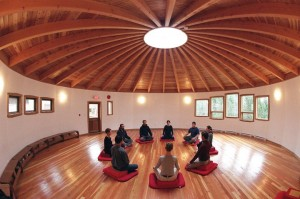 Медитацията – здраве и равновесие.