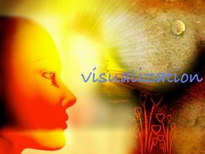Визуализацията – прожектиране на филм във въображението.