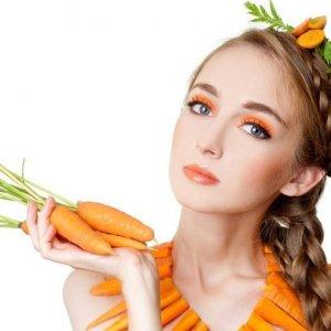 Морковите също правят чудеса с нашата кожа