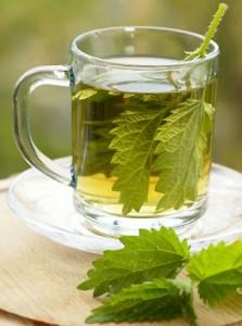 Чаят от коприва действа пречистващо за организма