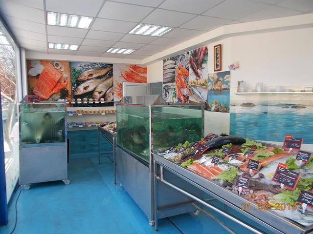 Photo of Модерен рибен магазин отвори врати на Покрития пазар в Русе