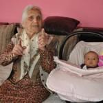 Столетницата баба Станка не яде месо, не пие алкохол и не се кара с никого