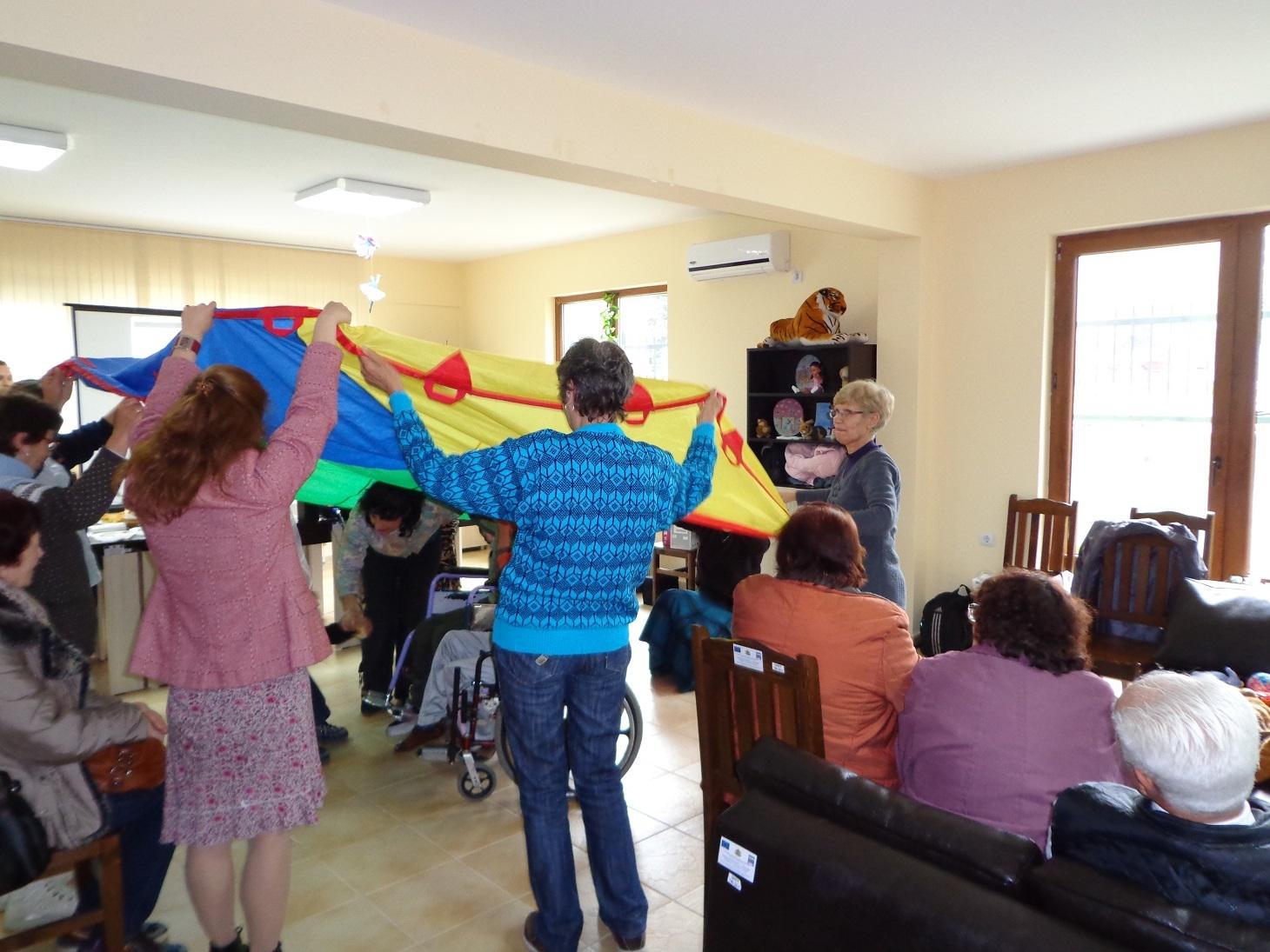 """Photo of """"Надежда""""  през май ще приюти деца и младежи с увреждания"""