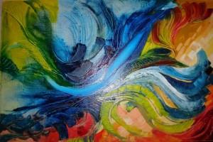 Цветовете са форма на енергия.