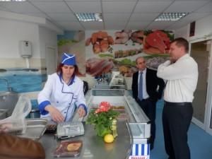 "Пламен Стоилов си ""улови"" риба от магазина"