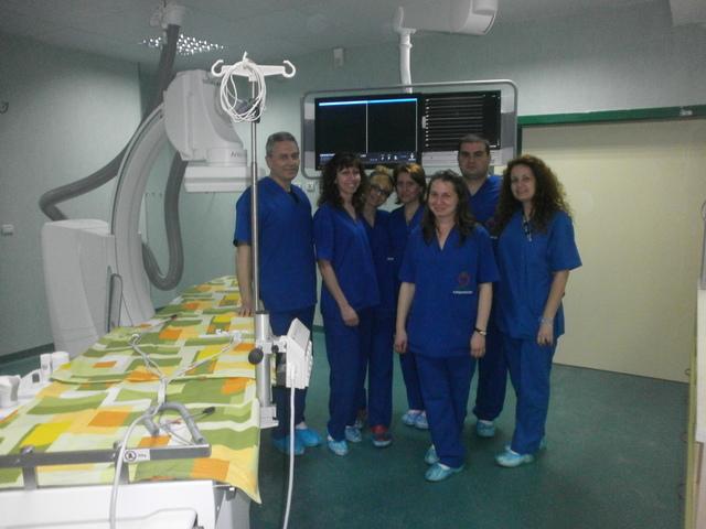 """Photo of Първият в Европа ултрамодерен ангиограф вече е в болница """"Пълмед"""""""