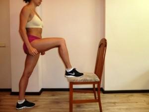 Най-голям ефект се постига с упражнения, които са насочени в долната част на тялото и е добре човек да се фокусира върху повдигане, тонизиране и оформяне на мускулните слоеве, които да доведат до постепенно намаляване на трапчинките по кожата.