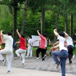 Практикуването на тай-чи развива ума и тялото