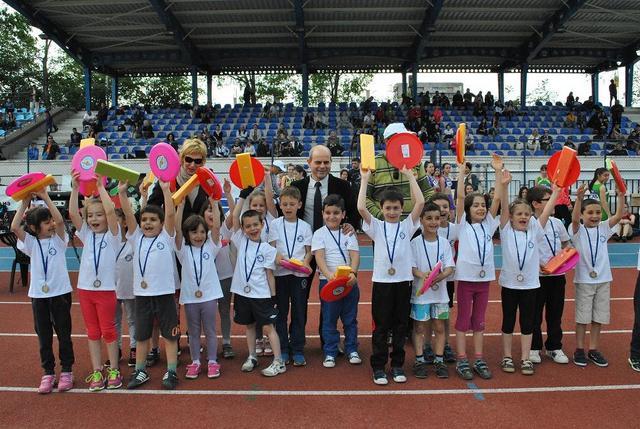 """Photo of Малчугани от детски градини  се надбягваха на турнир """"Младост"""""""