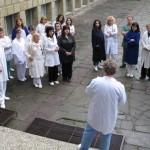 Нашите лекари на общоевропейски протест на 15 май