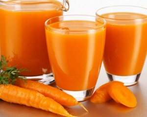 Най-много витамин А се открива в морковите.