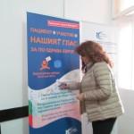 Евродепутат на среща с представители на Национална пациентска организация