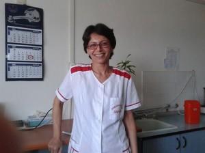 """Освен на място, д-р Гарванска винаги е готова  да консултира пациенти на """"Здраве"""" електронно и по телефона"""