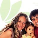 Младо семейство осъществи свой социален проект за био и натурални продукти