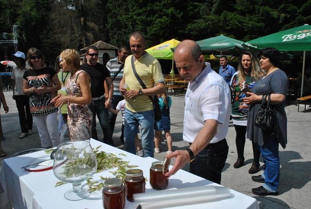 Био продукти, вино и мед на