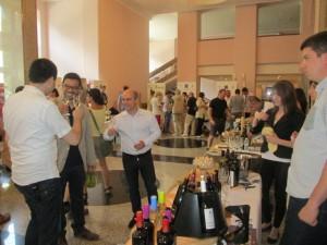 Русенци дегустираха квалитетно вино от 14 региона.