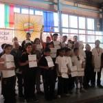 """5 медала завоюваха младите щангисти на ТСК """"Русе"""""""